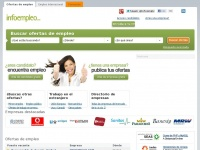 Infoempleo.com, descubre las ofertas de empleo en la bolsa de trabajo de cada zona.