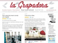 La Grapadora - Roser Canals |