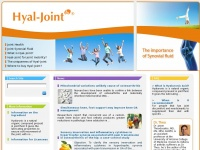 Hyal-joint.com - Hyal-Joint - The importance of Synovial Fluid
