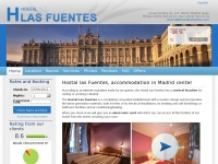 hostallasfuentes.com