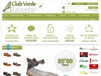 calzadosclubverde.es