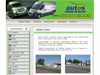Autosvirgendebelen.com - Autos Virgen de Bel&eacute;n, Veh&iacute;culos Industriales y Comerciales. QUIENES SOMOS.