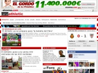 canalathletic.com