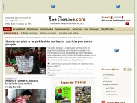 lostiempos.com