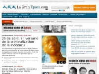 lagranepoca.com