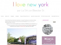 Blog guía de New York | La 5th con Bleecker St.