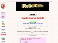 Reiki en Chile. Escuela Superior. reiki-chile.cl