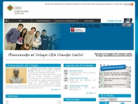 colegioceuclaudiocoello.es