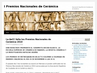 premiosnacionalesdeceramica.wordpress.com