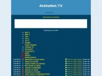 AtdheNet.TV - Watch Free Live Sports TV