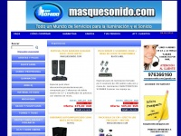 masquesonido.com