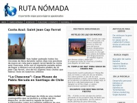 Blog de Viajes y Turismo Ruta Nomada