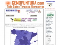 GEMOPUNTURA.com TERAPIAS ALTERNATIVAS