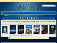 Thecinemaonline.org - The Cinema Online | Peliculas HD | Series | Descarga Directa | Estrenos