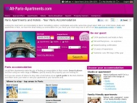 all-paris-apartments.com Thumbnail