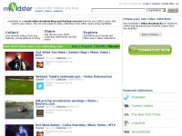 Myvidster.com - myVidster - collect the videos you love