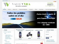 Vaporyvida.es - Cigarrillo electronico.Suplementos.Vapor y Vida - Tienda de cigarrillos electronicos y suplementos