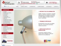 venzariluminacion.com.ar