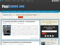 FreeLibros – Tu Biblioteca Virtual