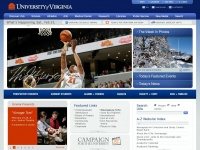 virginia.edu Thumbnail