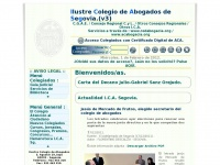 icasegovia.com