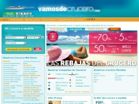 Cruceros con vamosdecrucero: ofertas con Costa, MSC, Pullmantur