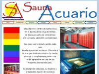 saunaacuariotenerife.com