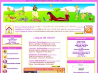 Juegos de Vestir | Juegos de Chicas - aldita.com