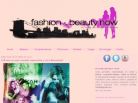 Fashion & Beauty Now