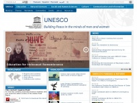 Unesco.org - UNESCO | Building peace in the minds of men and women