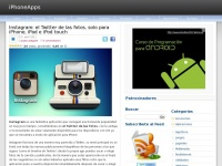 iPhoneApps: Todo para tu iPhone / iPod Touch