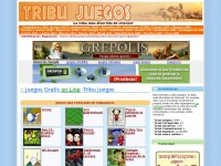 Juegos Gratis on Line -Tribu Juegos  - :: Juegos Gratis on Line -Tribu Juegos