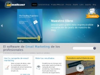 Software de email marketing en España - MAILCast