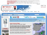 Snow-forecast.com - Snow Forecast, Snow Reports & Snow Conditions