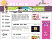 Juegos Fina