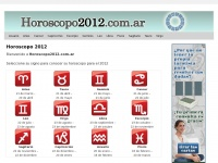 horoscopo2012.com.ar
