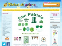 Globosdecolores.com - Articulos para Fiestas, Globos De Colores decoraci&oacute;n con globos, globos, cumplea&ntilde;os, fiestas, globos decorativos, globos de agua, decoracion, tienda articulos de cumplea&ntilde;os, tienda globos