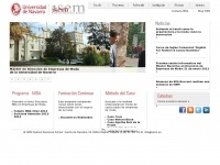 Universidad de Navarra-ISEM - Fashion Business School