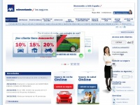 Axa.es - Seguros de Coche - AXA Compa&ntilde;&iacute;a de Seguros Generales y Empresas