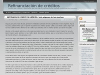 refinanciaciondecreditos.es