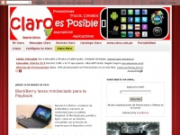 Claro es Posible, Promociones, Ofertas, Noticias y m&aacute;s de Claro Per&uacute;