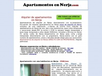 apartamentosennerja.com