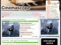 cinemascope.es Thumbnail