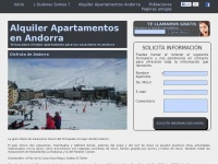 alquilerapartamentosenandorra.com