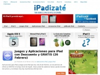 Tablet iPad · Todo sobre los Tablets de Apple en iPadizate
