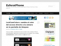 Esferaiphone.com - EsferaiPhone | Tutoriales, noticias, aplicaciones y juegos para el iPhone, iPod Touch, iPad y Apple TV.
