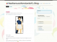 Nadiiaroussillonstardoll's Blog | Just another WordPress.com weblog