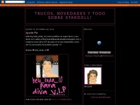 Trucos, novedades y todo sobre Stardoll!
