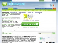 messengeradictos.com