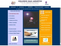 Csa1907.org - COLEGIO SAN AGUSTIN-ORDEN DE SAN AGUSTIN